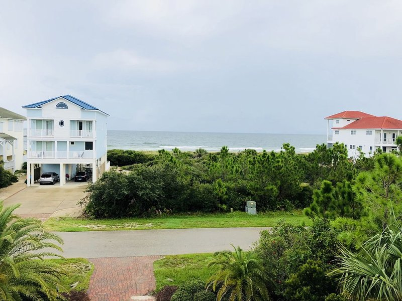 6 bedroom, 6 bath with private pool,beautiful gulf views& elevator!, holiday rental in Apalachicola