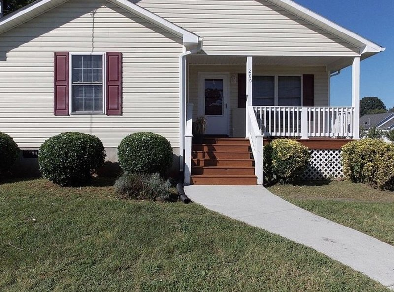 Heart of Lynchburg, VA, holiday rental in Appomattox