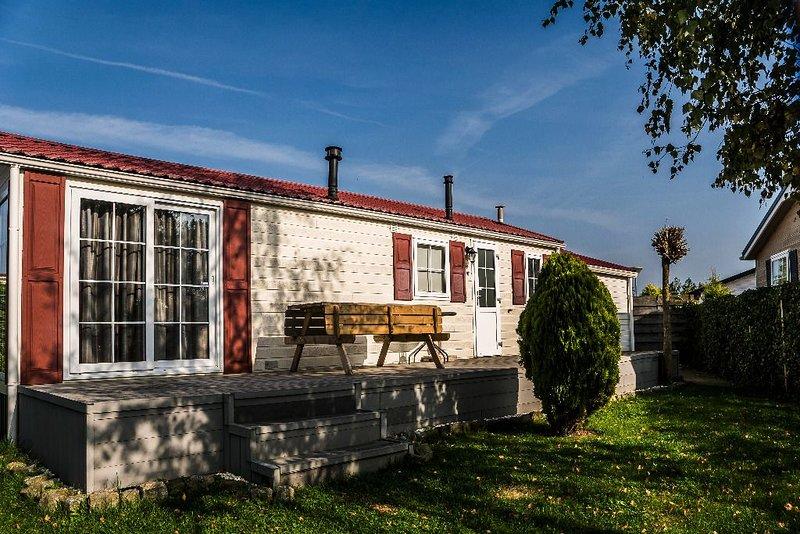 Chaletparc Krabbenkreek - Chalet 6, vakantiewoning in Stavenisse