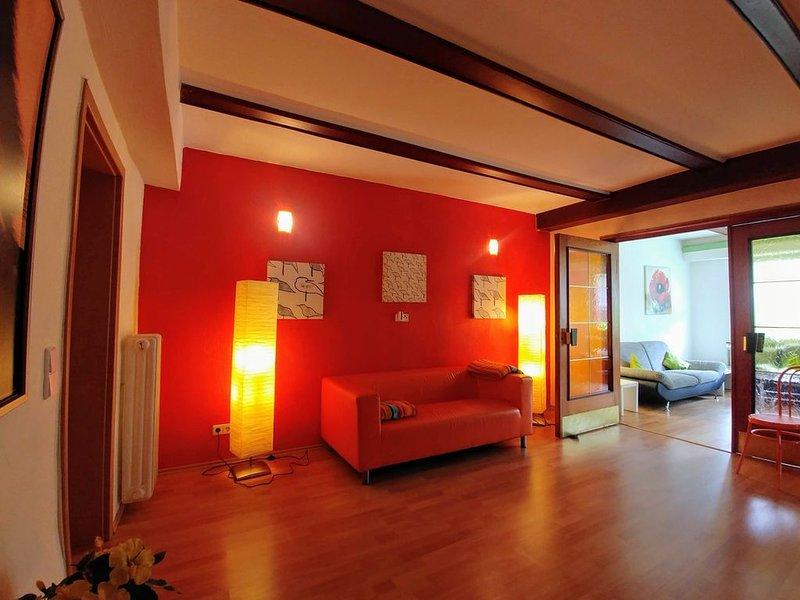 3 große Ferienwohnungen speziell für große Gruppen und Familienfeiern, location de vacances à Ransbach-Baumbach