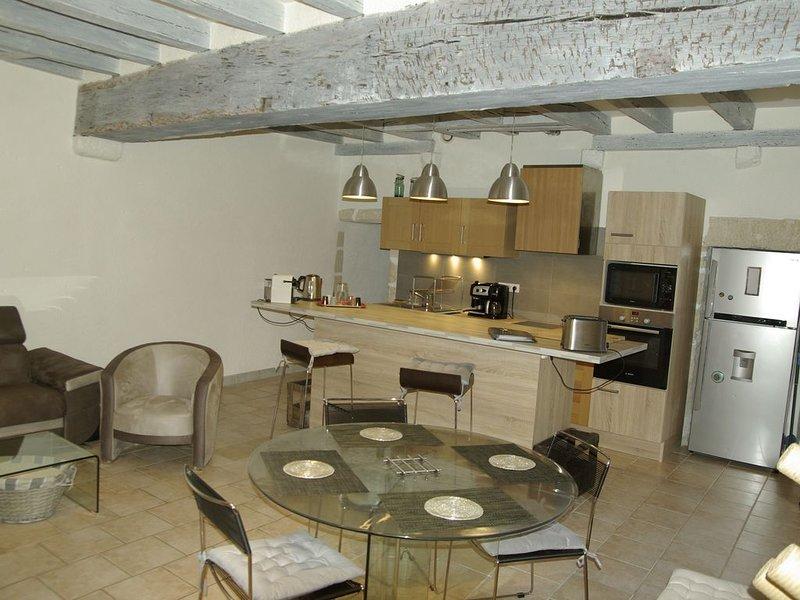 Blois centre ville - Meublé 4 personnes tout confort, holiday rental in Champigny-en-Beauce