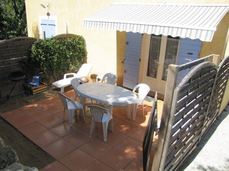 Le Bosquet de la Gravière L'Olivier, vacation rental in St Just d'Ardeche