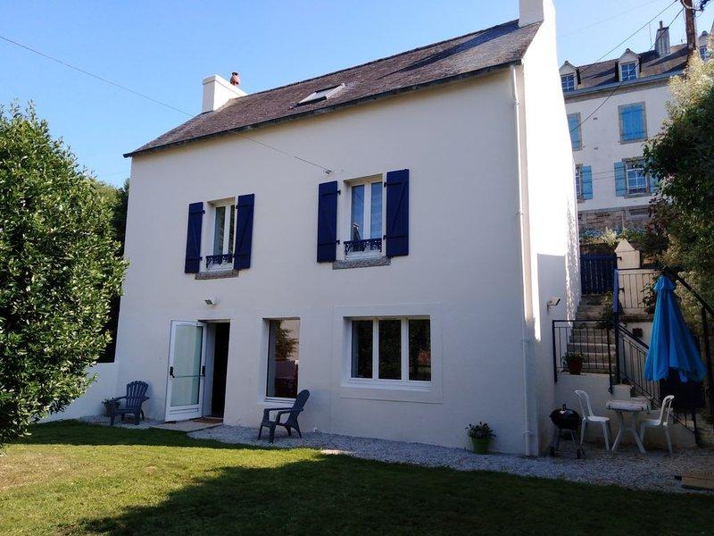 Maison avec jardin au centre de Pont-Aven, vacation rental in Riec-sur-Belon