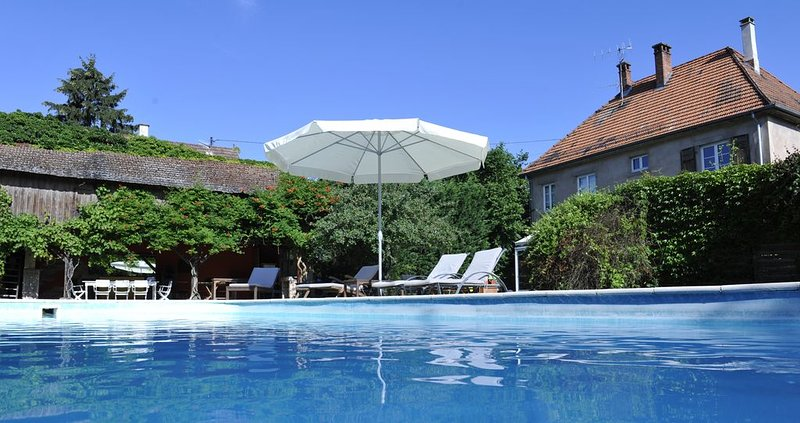 Maison de charme en Alsace ****, holiday rental in Ohlungen