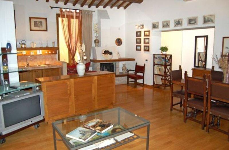 'Casa Paradiso' Campo De' Fiori, location de vacances à Rome
