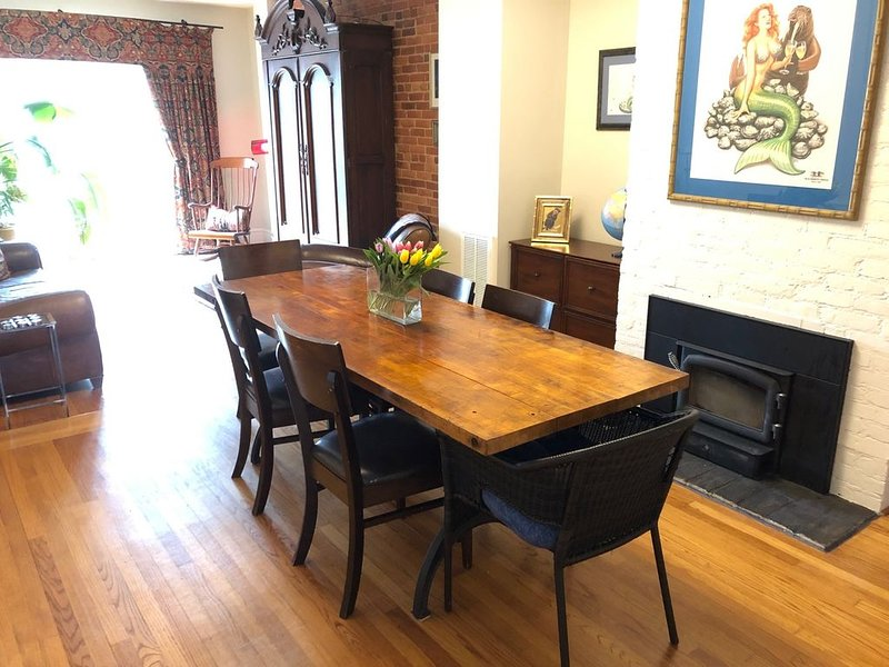 Historic Capitol Hill Rowhouse, vacation rental in Washington DC
