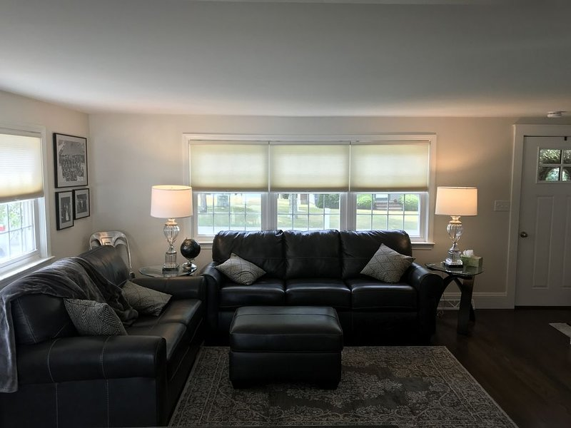 5 Star Immaculate 1.8 miles to ocean. South of RT 28, not walking distance., holiday rental in Teaticket
