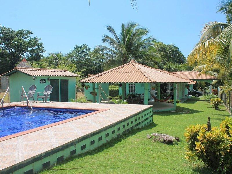 Villa Fina, Playa Costa Esmeralda - Paradise in PANAMA !, vakantiewoning in El Valle de Anton