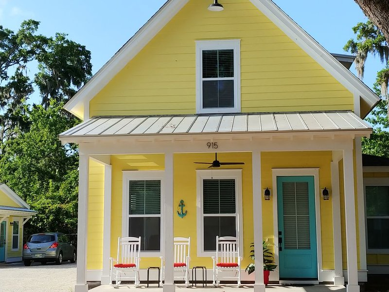 Ideal Location for marine graduation or lowcountry getaway!, casa vacanza a Port Royal