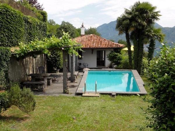 Ferienhaus Vico Morcote für 8 Personen mit 4 Schlafzimmern - Ferienhaus, casa vacanza a Viggiu