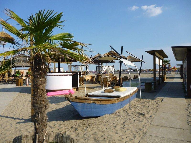 Ferienwohnung - 4 Personen*, 40m² Wohnfläche, 2 Schlafzimmer, Internet/WIFI, vacation rental in Sant'Anna di Chioggia