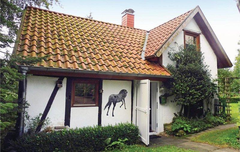 2 Zimmer Unterkunft in Schwalenberg, location de vacances à Steinheim