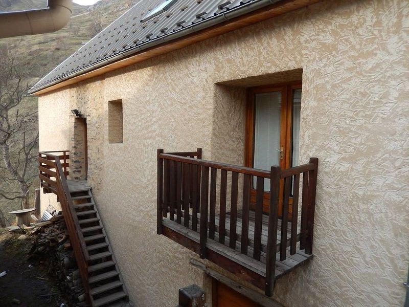Maison JACOB au coeur du village à La Grave, casa vacanza a La Grave