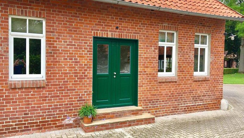 Wohnen mitten im Grünen, holiday rental in Wunstorf