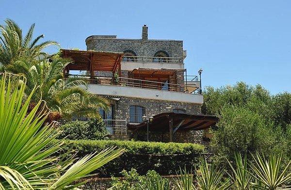 La exclusiva Villa Gabella completamente renovada