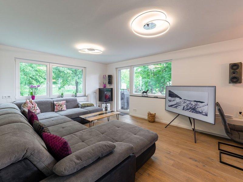 Traum Wohnung direkt am Bodensee, mit Seesicht, location de vacances à Friedrichshafen