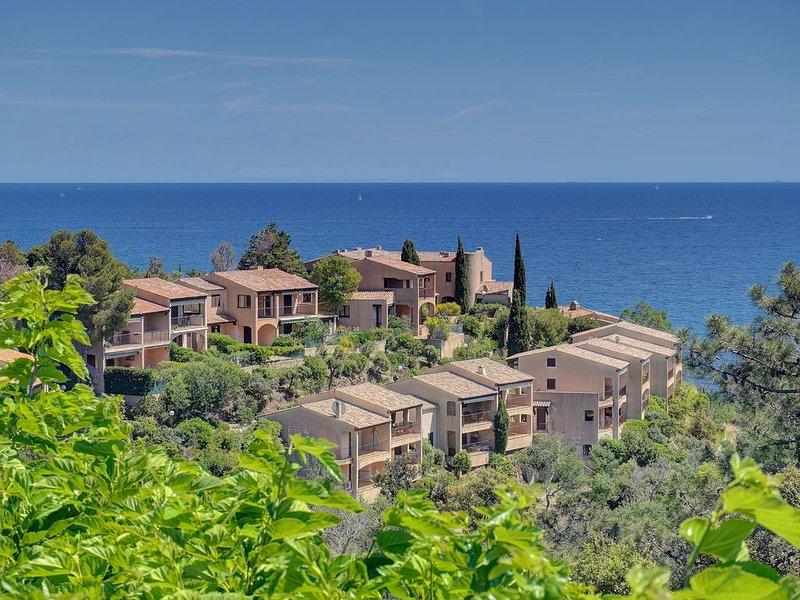Miramar -Théoule-sur-Mer , jolie villa climatisée et rénovée ., casa vacanza a Théoule sur Mer