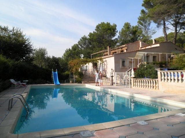 Somptueux Mas Provençal, holiday rental in Villecroze