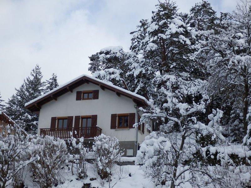 CHALET  AVEC VUE EXCEPTIONNELLE SUR LA VALLEE, holiday rental in Basse-sur-le-Rupt