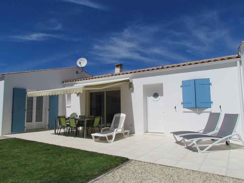 Maison de 102m² - 1 à 7 personnes - Espace - Confort et Calme - Accés PMR, aluguéis de temporada em Dolus-d'Oleron