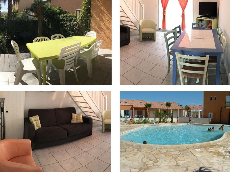 Résidence Canto Rano ***, holiday rental in Valras-Plage