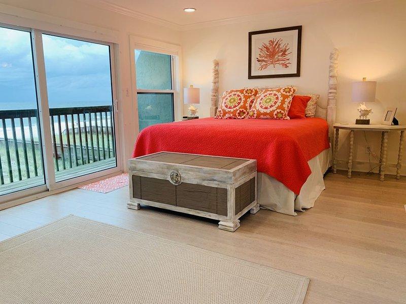 DREAM DESTINATION! 'Dave's Dream' beachfront property on Navarre sleeps 8-10!, alquiler de vacaciones en Navarre