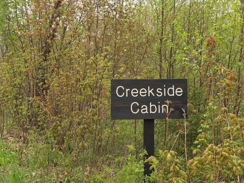 Creekside Cabin in Lutsen! INCREDIBLE WOODED CABIN - CLOSE TO TRAILS AND LAKES!, vacation rental in Lutsen