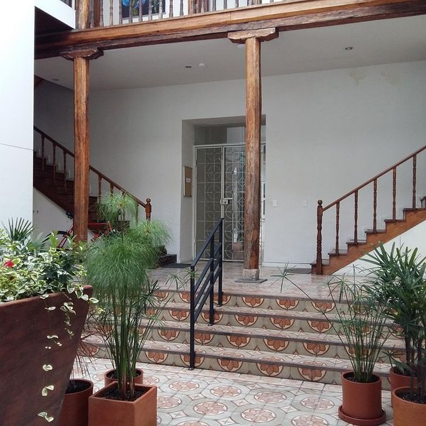 An Awesome One Bedroom Loft Apartment in Cuenca's Historic District, vacation rental in Cuenca