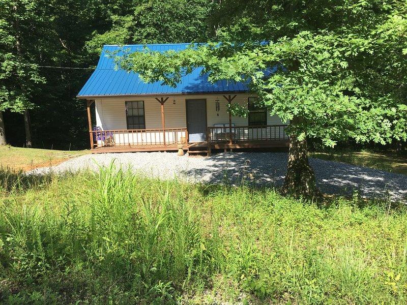 Cozy Cabin on a Private Street, aluguéis de temporada em Mammoth Cave