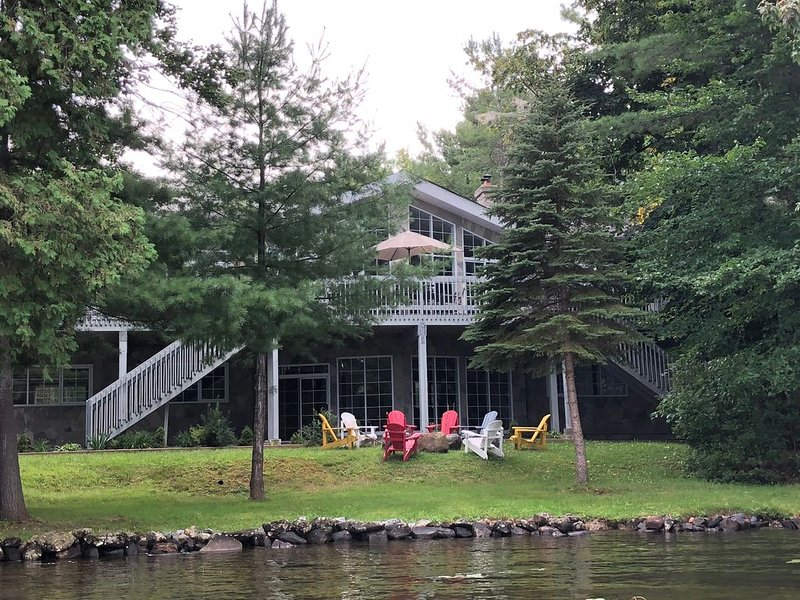 Last week in August still available!, holiday rental in Seguin Township