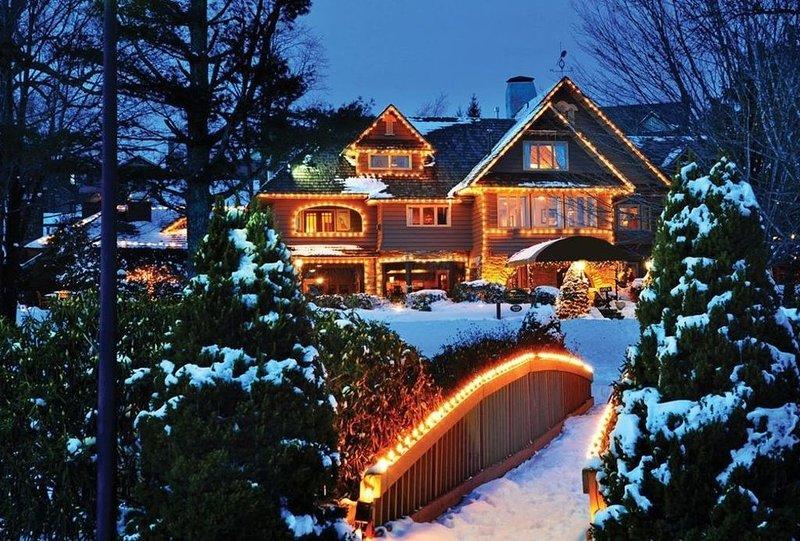 Chetola Lodge en hiver