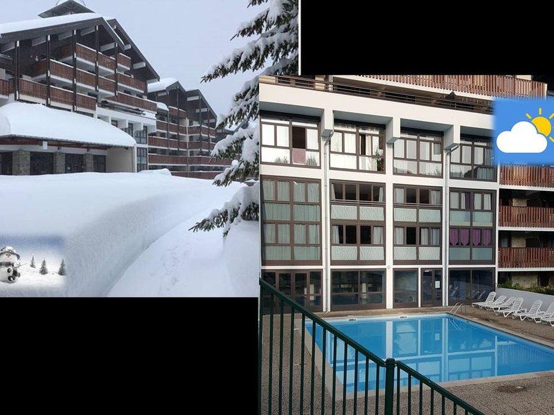 Les terrasses du Mont Blanc , Appartement 12 couchages, alquiler vacacional en Mieussy