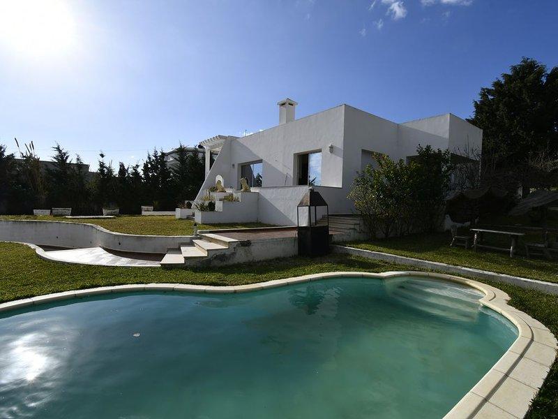 Très belle Villa neuve avec piscine, idéale pour vacances en famille, location de vacances à Gouvernorat de Nabeul