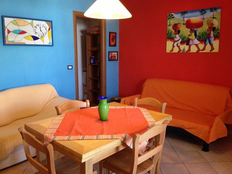 Grazioso appartamento a 50mt dalla spiaggia INSTAGRAM, holiday rental in Sant'Isidoro