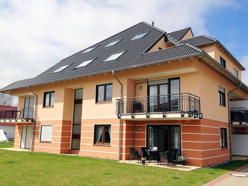 Bernstein zum Erholen und Inspirieren!, casa vacanza a Admannshagen-Bargeshagen