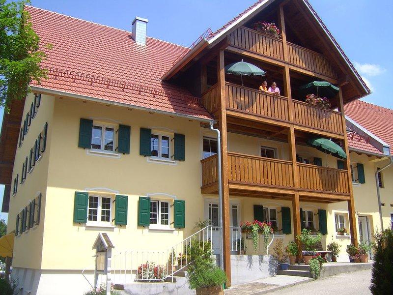 Erholung im Herzen von Bad Wörishofen, vacation rental in Landsberg am Lech