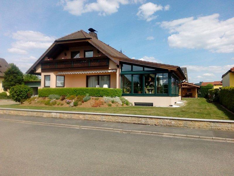 Ferienwohnung Marion, vacation rental in Burgpreppach