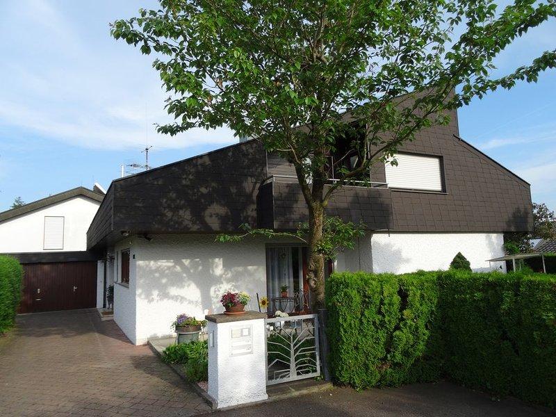 Schöne 3,5 Zimmer-Wohnung mit Wohlfühlatmosphäre, location de vacances à Heubach
