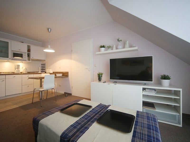 App. 249 - 100m zum Strand - Sauna - Schwimmbad - WLAN - PKW Stellplatz, holiday rental in Ostseebad Kuhlungsborn