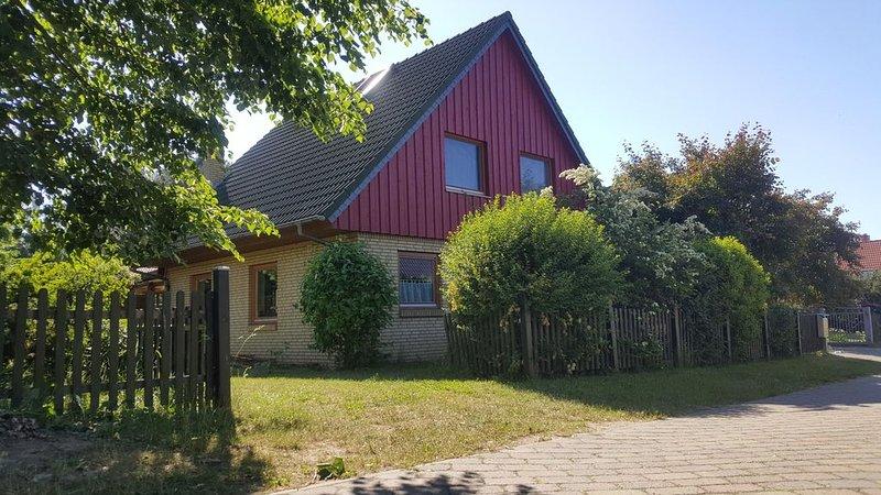 Ferienhaus Silbermann-Bartsch, aluguéis de temporada em Neubrandenburg
