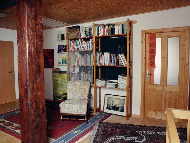 Anteroom to the apartment