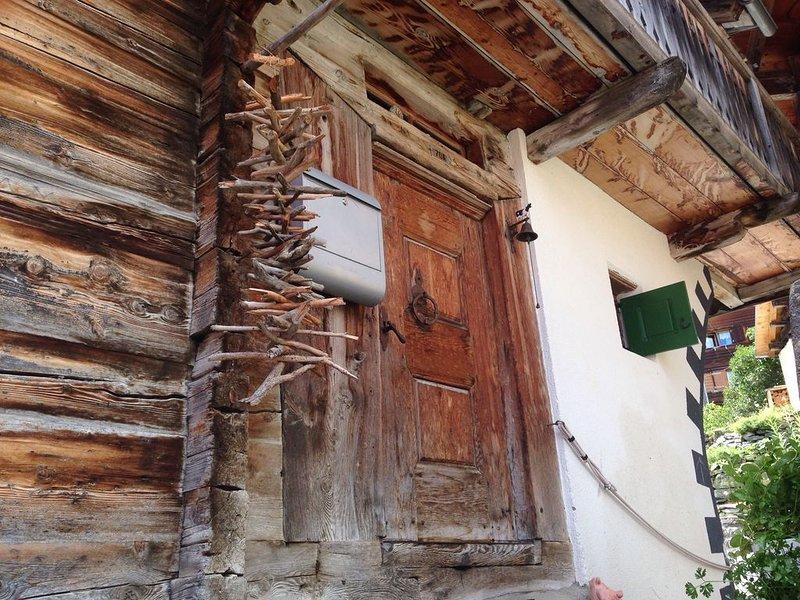 Erholsame Ferien im Outdoor Paradies, casa vacanza a Vals