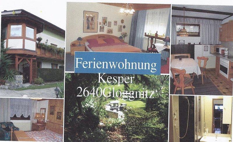 Große  Ferienwohnung, location de vacances à Basse-Autriche