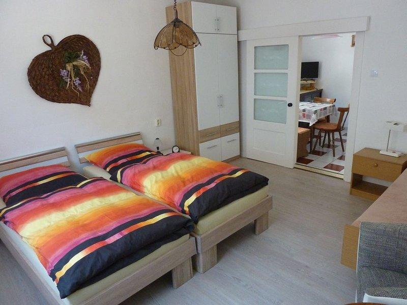 Schöne, gemütliche Wohnung, holiday rental in Meuselbach