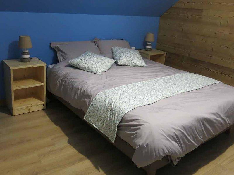 La Maison à Côté - Gite d'étape et de séjour - Carspach, vacation rental in Mooslargue