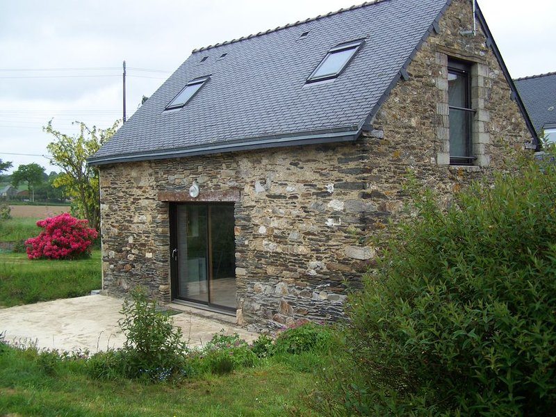 gîte pour 4 personnes Mur de Bretagne, location de vacances à Saint-Aignan