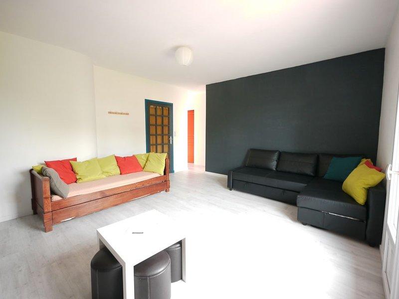 confortable appartement entièrement neuf, location de vacances à Pujaut