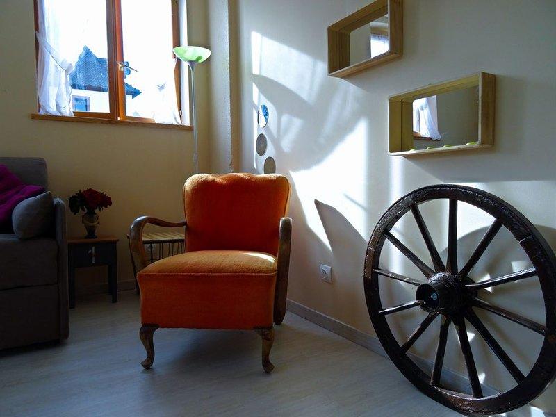 Vélos électriques inclus dans le prix., holiday rental in Kientzheim