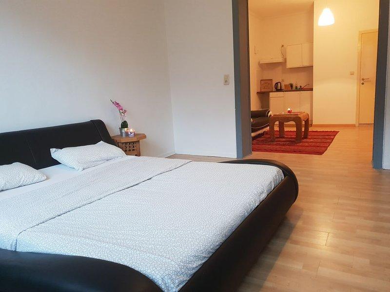 Appartement  privé  sise à Chaussée de Haecht, ******** Schaerbeek, Bruxelle, location de vacances à Wemmel