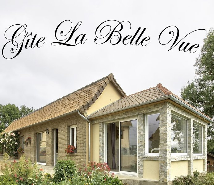 Gite 'La Belle Vue ', holiday rental in Nielles-le-Blequin